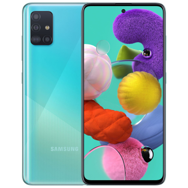 Смартфон Samsung Galaxy A51 128GB Blue