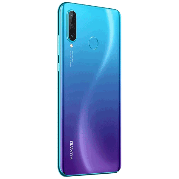 Смартфон Huawei P30 Lite 256GB Peacock Blue