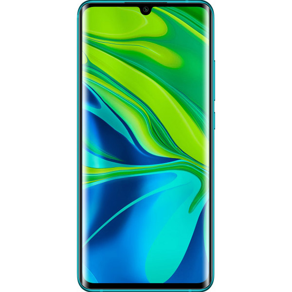 Смартфон Xiaomi Mi Note 10 6/128 Aurora Green