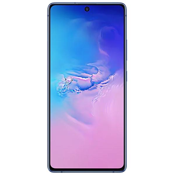 Смартфон Samsung Galaxy S10 Lite Blue