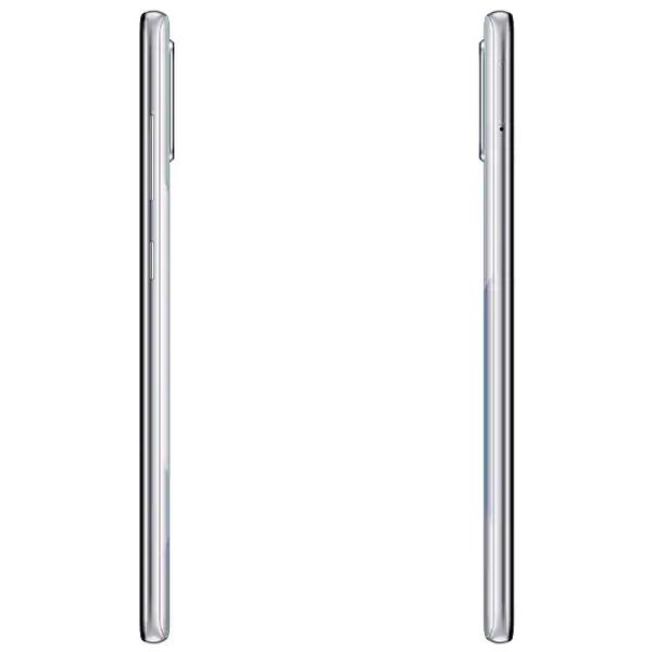 Смартфон Samsung Galaxy A71 Silver