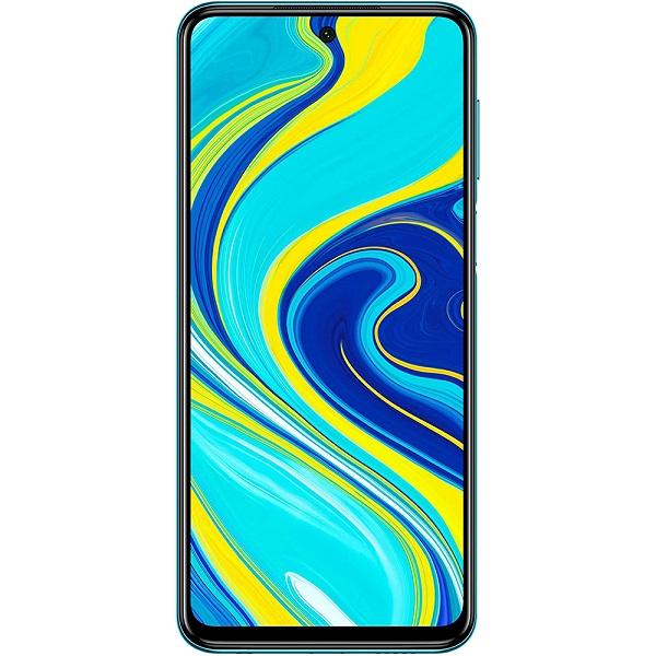Смартфон Xiaomi Redmi Note 9S 4/64GB Aurora Blue