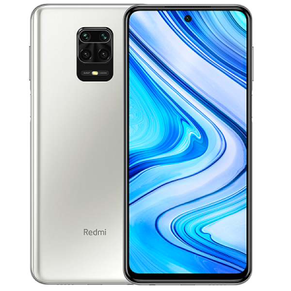 Смартфон Xiaomi Redmi Note 9S 4/64GB Glacier White