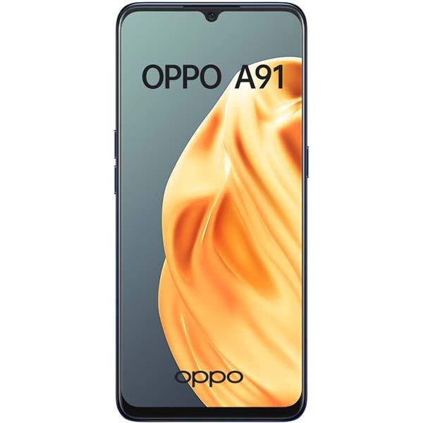 Смартфон ОPPO A91 8/128GB Lightening Black