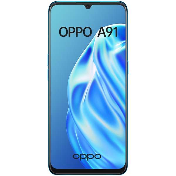 Смартфон ОРРО A91 8/128GB Blazing Blue
