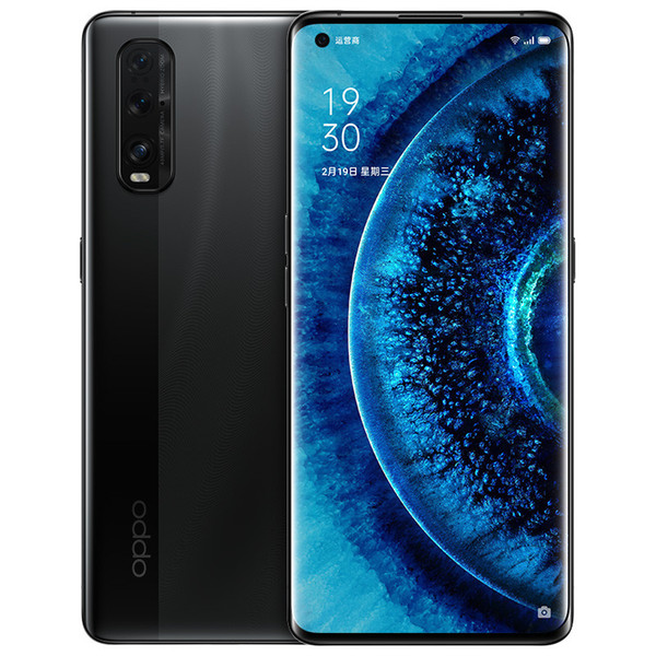 Смартфон OPPO Find X2 256GB Black