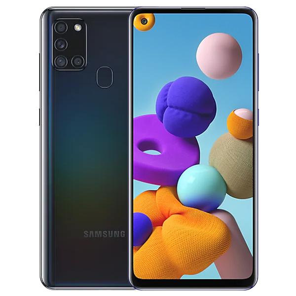 Смартфон Samsung Galaxy A21s Black