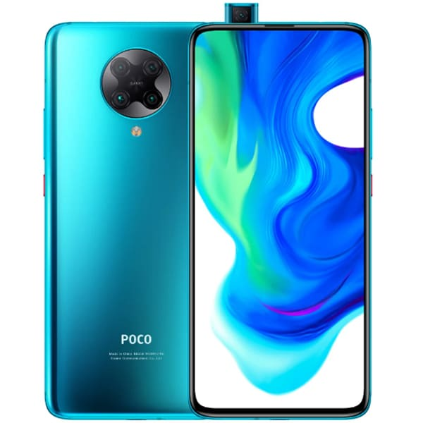 Смартфон Xiaomi Poco F2 Pro 8/256GB Neon Blue