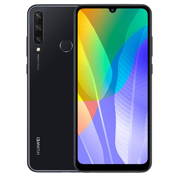 Смартфон Huawei Y6P Midnight Black
