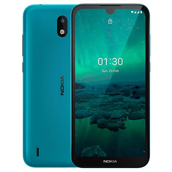 Смартфон Nokia 1.3 1/16GB Cyan