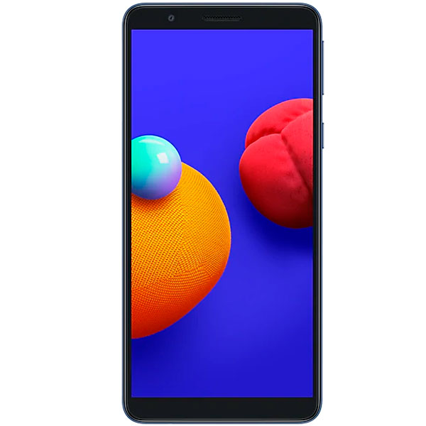 Смартфон Samsung Galaxy A01 Core 1/16GB Blue