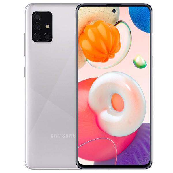 Смартфон Samsung Galaxy A51 128GB Silver