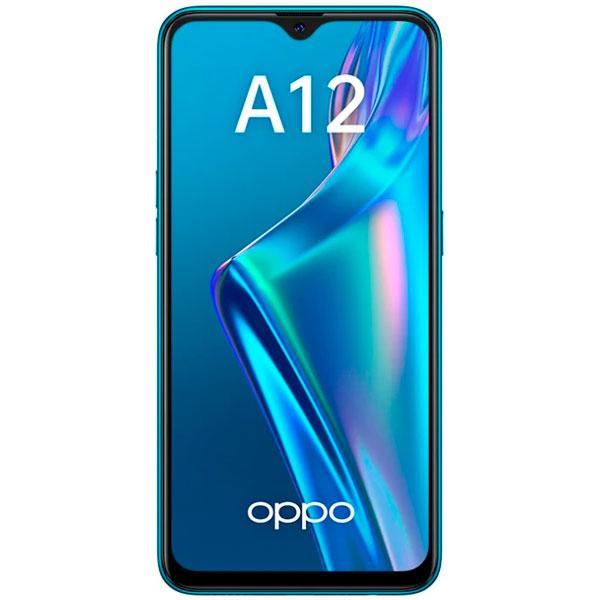 Смартфон ОРРО A12 4/64GB Blue