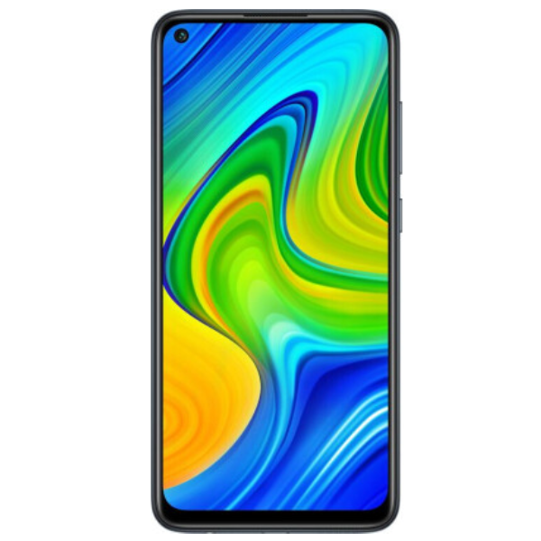 Смартфон Xiaomi Redmi Note 9 3/64GB Onyx Black