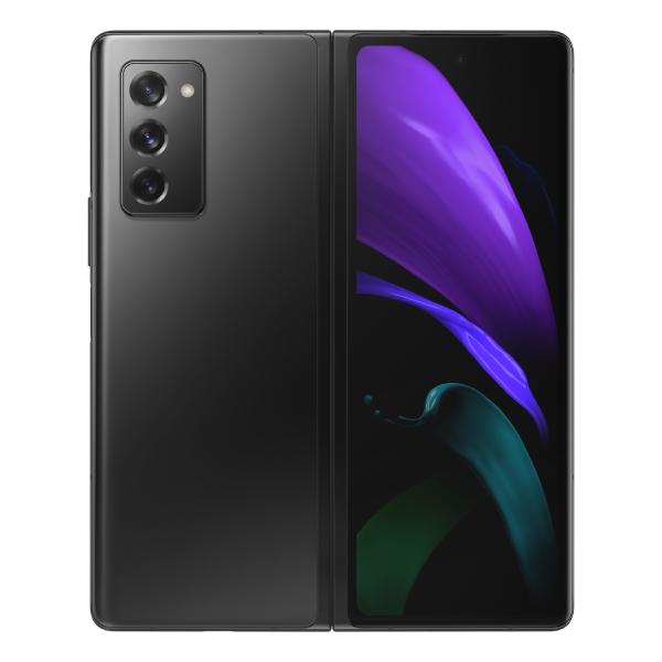 Смартфон Samsung Galaxy Z Fold 2 Black