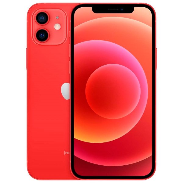 Смартфон Apple iPhone 12 64GB (PRODUCT)RED