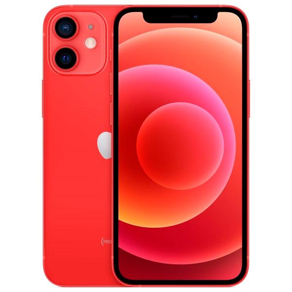 Смартфон Apple iPhone 12 mini 256GB (PRODUCT)RED