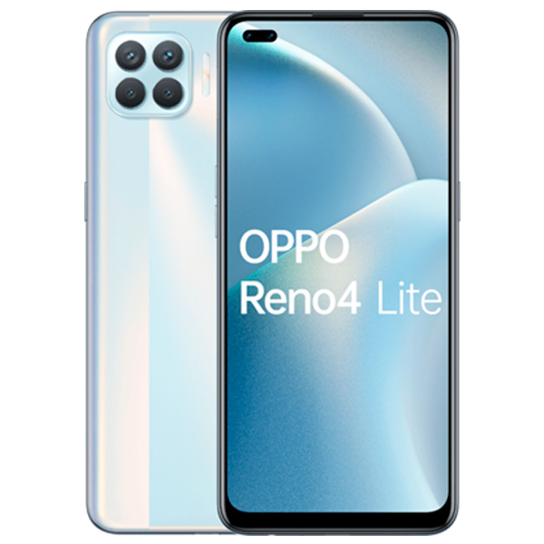Смартфон ОРРО Reno4 Lite 8/128GB Metallic White