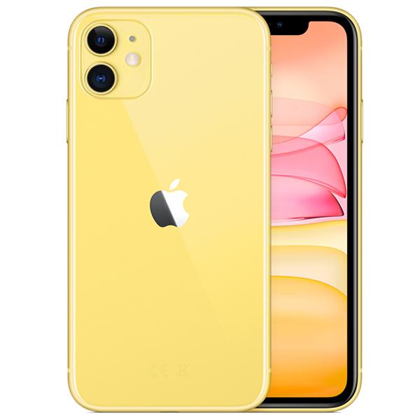 Смартфон Apple iPhone 11 64GB Yellow Slim Box