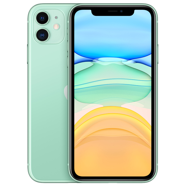 Смартфон Apple iPhone 11 64GB Green Slim Box
