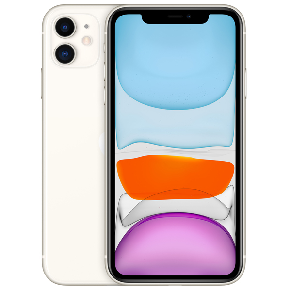 Смартфон Apple iPhone 11 128GB White Slim Box