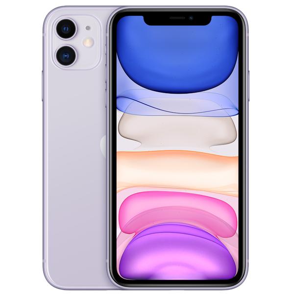 Смартфон Apple iPhone 11 128GB Purple Slim Box