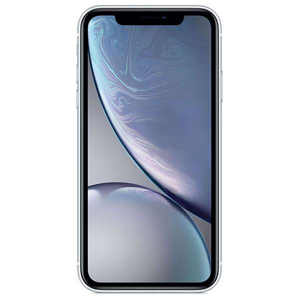 Смартфон Apple iPhone XR 128GB White Slim Box