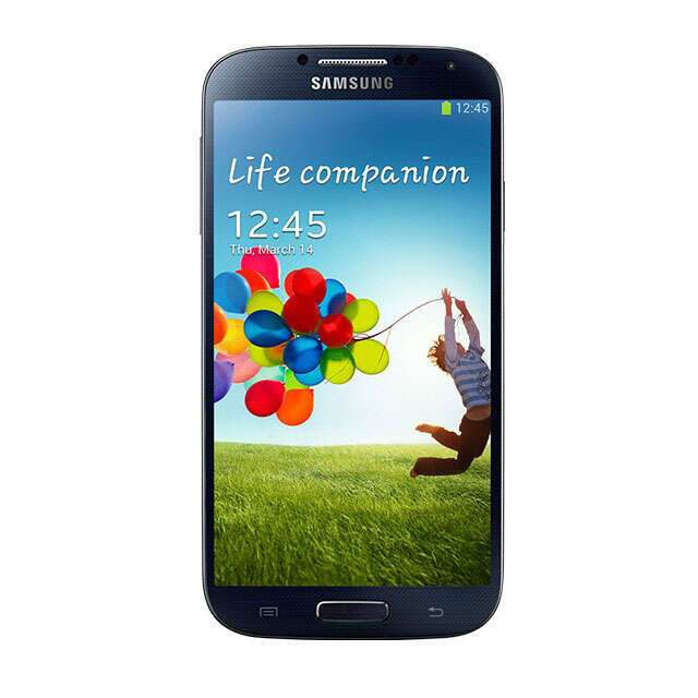 Смартфон Samsung Galaxy S4 GT-I9500 16GB Black mist