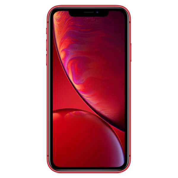 Смартфон Apple iPhone XR 128GB (PRODUCT) RED Slim Box