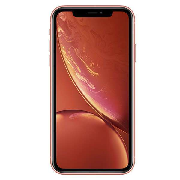 Смартфон Apple iPhone XR 128GB Coral Slim Box