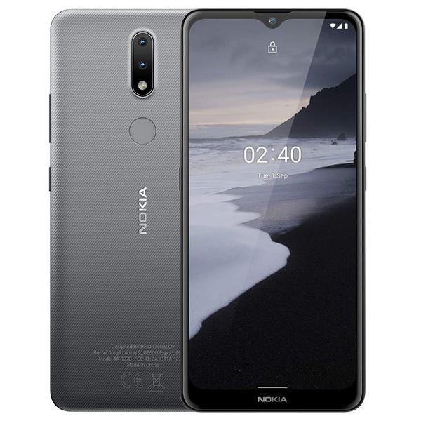 Смартфон Nokia 2.4 Grey