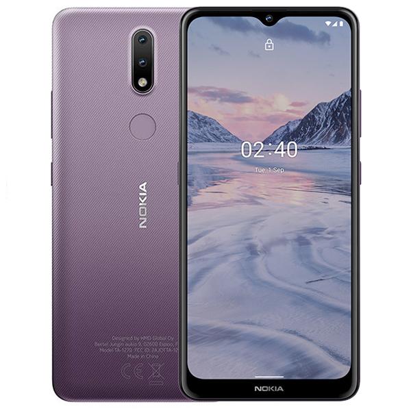 Смартфон Nokia 2.4 Purple