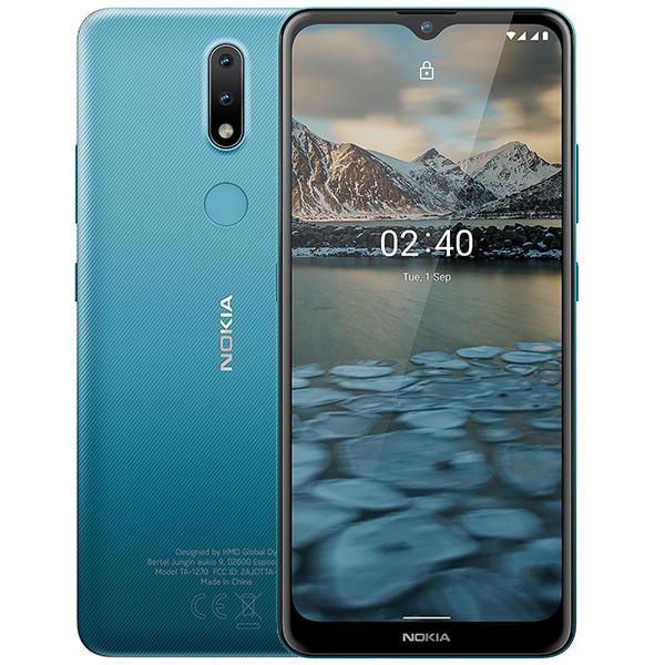 Смартфон Nokia 2.4 Blue