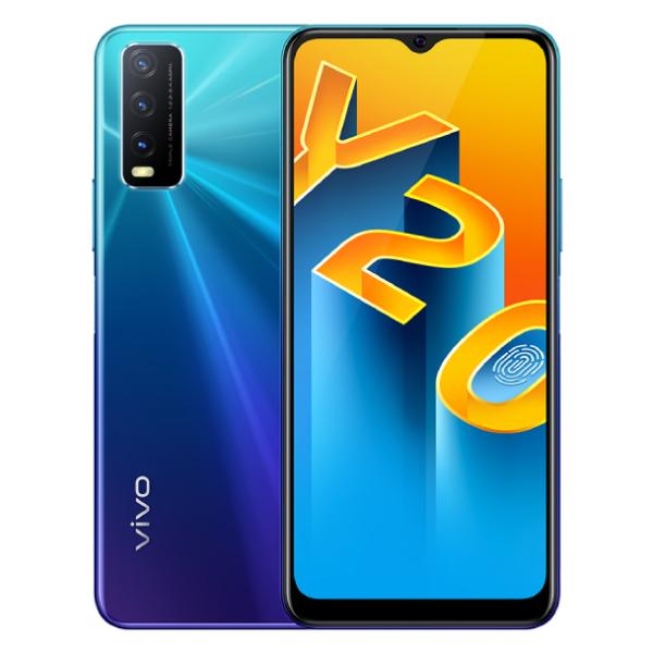 Смартфон Vivo Y20 Nebula Blue