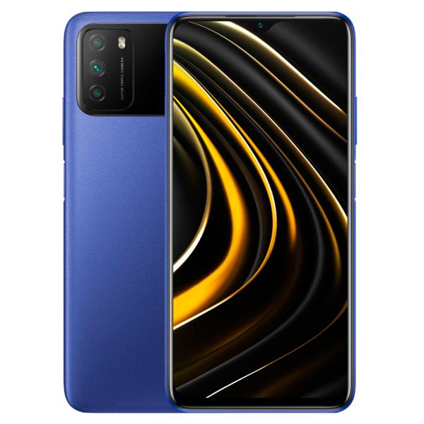 Смартфон Poco M3 4/64 Cool Blue