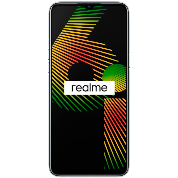 Смартфон Realme 6i 3/64GB White Milk