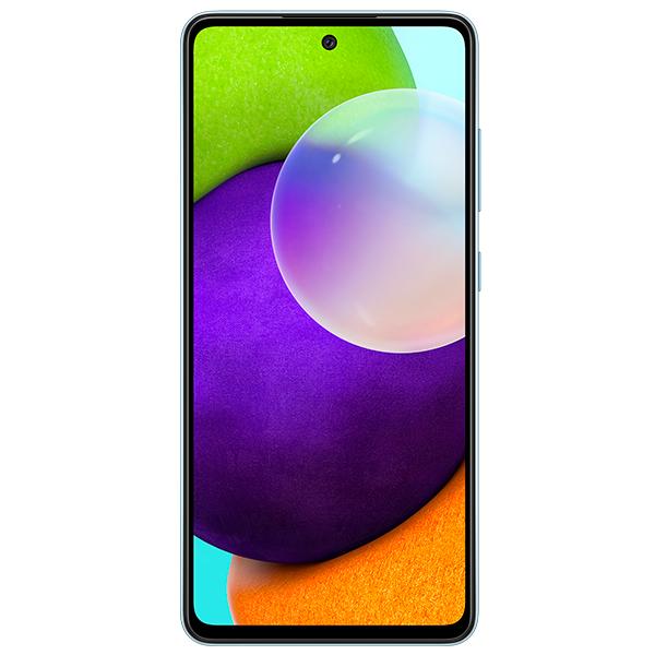 Смартфон Samsung Galaxy A52 8/256GB Awesome Blue