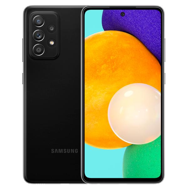 Смартфон Samsung Galaxy A72 128GB Black