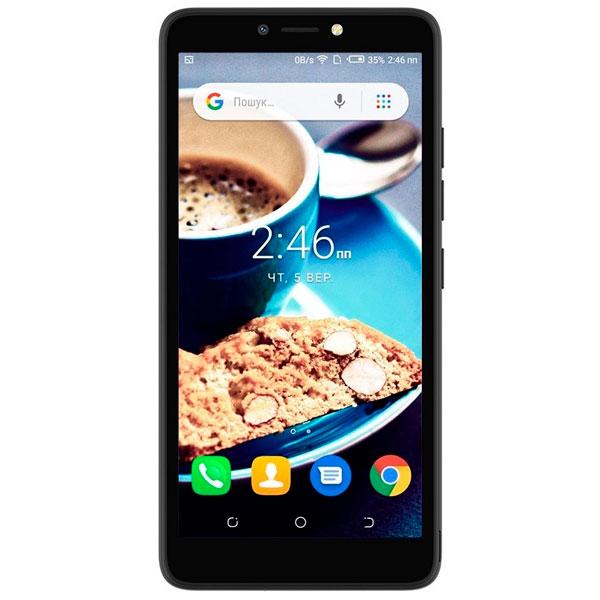 Смартфон Tecno POP 2F 1/16GB Midnight Black (B1F)