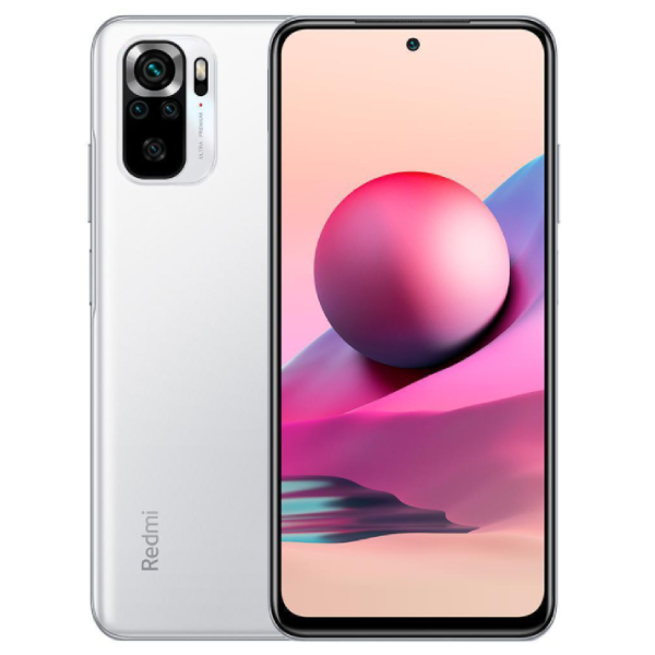 Смартфон Xiaomi Redmi Note 10S 8/128GB Pebble White