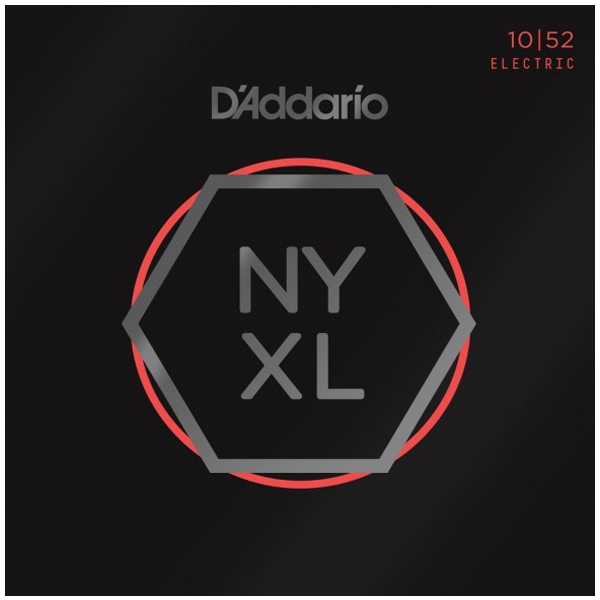 Струны для электрогитары D'Addario NYXL1052