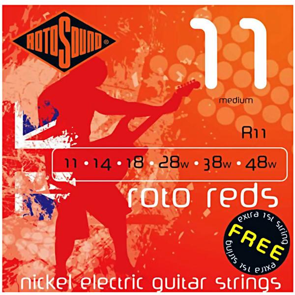 Струны для электрогитары Rotosound R11