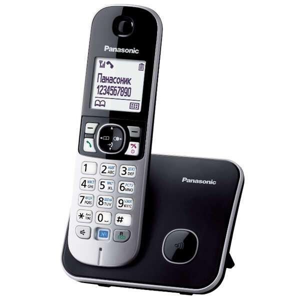 Радиотелефон Panasonic KX-TG 6811 CAB
