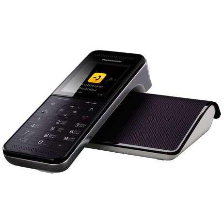 Телефон  Panasonic KX-PRW 110 OUAW Dect
