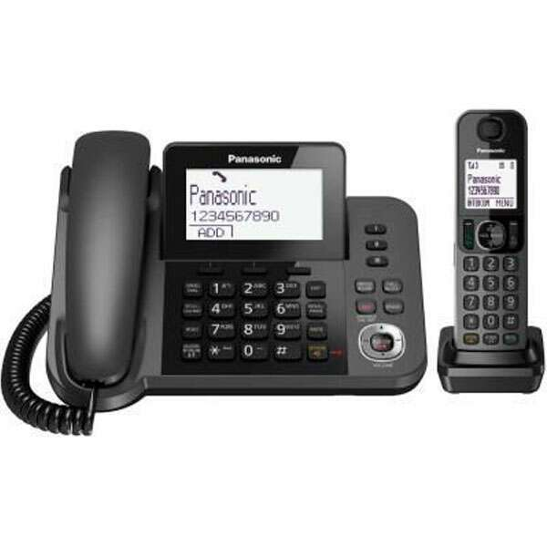 Телефон Panasonic KX-TGF320UCM