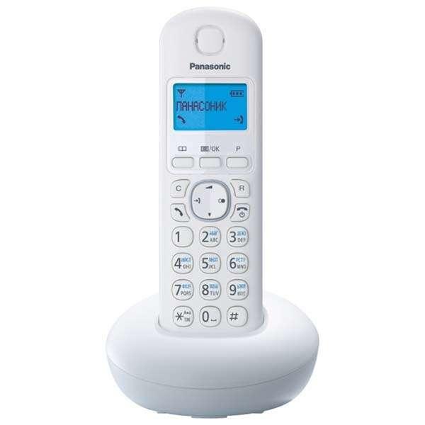 Радиотелефон Panasonic KX-TGB210CAW