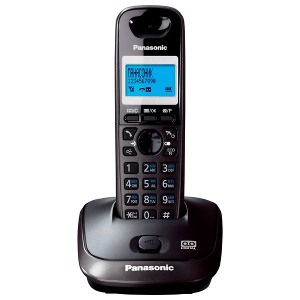 Радиотелефон Panasonic KX-TG 2521 RUT