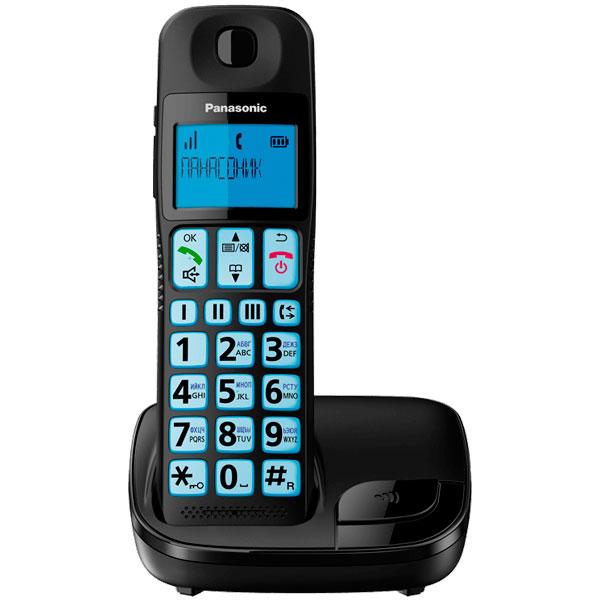 Беспроводной телефон Panasonic DECT KX-TGE110UCB