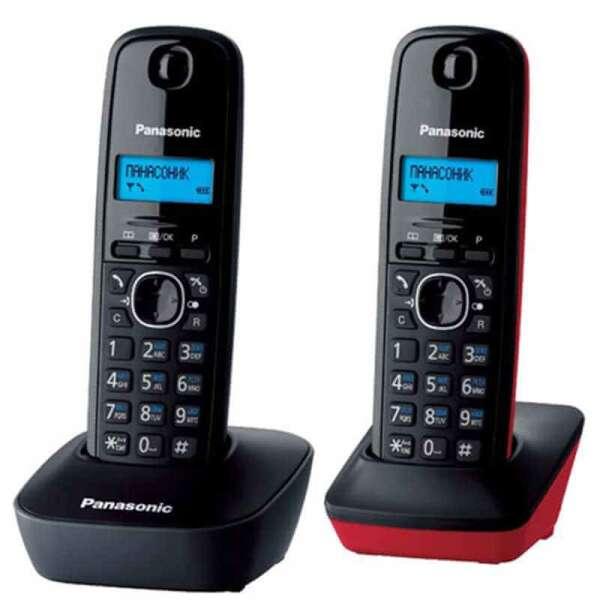 Телефон Panasonic KX-TG1612 CA3