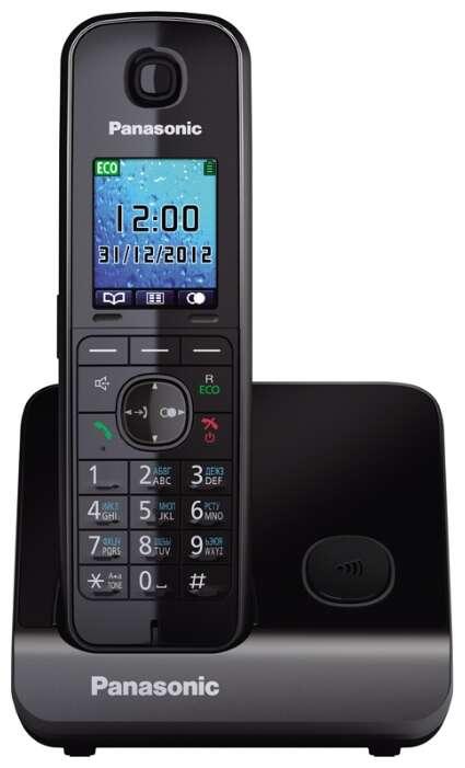 Телефон Panasonic KX-TG8151 CAB